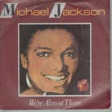 "Michael Jackson R&B/Soul 45RPM Speed Funk 7"" Singles"