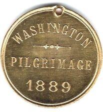 (pgasteelers1)Washington, D.C.1889 Knights Templar Pilgrimage 24th Tri.Conclave.