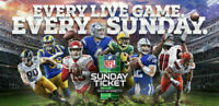 NFL Sunday Ticket MAX FULL 2020-2021 Season - Same Day Delivery + Warranty!