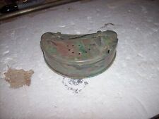 Vintage Fishing Ventilated Celluloid Bait Box Belt Container