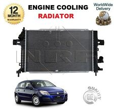 FOR VAUXHALL OPEL ASTRA MK5 H 1.9 CDTi 2005-2011 ENGINE COOLING RADIATOR