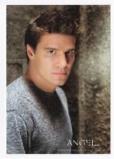 David BOREANAZ dans la série ANGEL carte postale n° C 1158 SONIS éditée en 2000