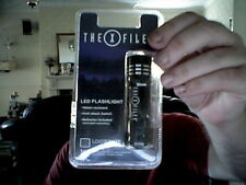 X FILES 9 LED TORCH  / FLASHLIGHT IDEAL  CAMPING  / HOLIDAY GIFT! FREE UK POST