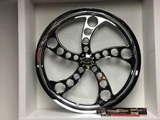 "09 up Harley Davidson 17"" Rear Wheel Custom Chrome Wheel Style 117c"