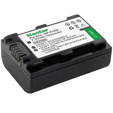 1x Kastar Battery for Sony NP-FH50 DSLR-A390 DSC-HX1 DSC-HX100V DSC-HX200V