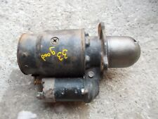Massey Harris 33 Tractor Working Starter Assembly