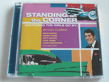 Standing On The Corner (Watching The Girls Go By) - (CD Album) Used Very Good