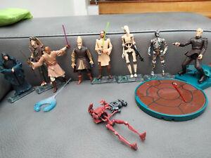 Lot figurines Star Wars 1999