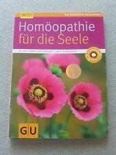 Homöopathie für die Seele (GU Ratgeber Gesundheit) | Buch | Zustand Sehr gut