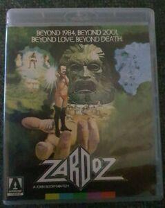 Zardoz Blu-ray Arrow Video Region B