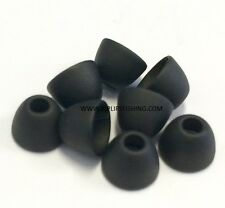 """BRASS FLY TYING CONEHEADS MATTE BLACK 5 MM 3/16"""" 100 COUNT"""