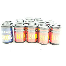 14 Rolls of Seattle FilmWorks 35mm Professional Color & 2 PhotoWorks Color Film