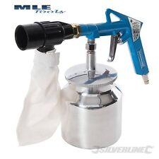 Silverline Recirculating Sandblasting Kit 6pce workshop automotive 372673
