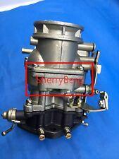 Carb Carburetor 2BBL 94 Flat Head V8 Vintage W/ 3 Bolts Same as Edelbrock 1151