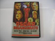 OSCAR INSANGUINATO - DVD NUOVO - DIANA RIGG - VINCENT PRICE - IAN HENDRY