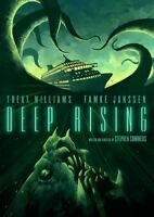 Deep Rising [New DVD] Anniversary Ed
