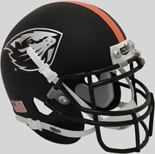 OREGON STATE BEAVERS NCAA Schutt XP Authentic MINI Football Helmet
