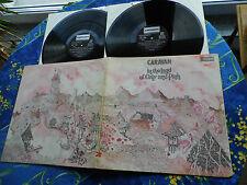 CARAVAN ♫ IN THE LAND OF GREY & PINK ♫ RARE PROG ROCK ♫ SPAIN DERAM RECORDS  #1A