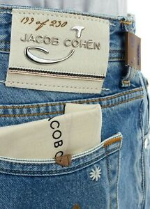 JACOB COHEN JEANS S/S 2020 LIMITED EDITION WHITE LABEL J622 art. 01862-W3