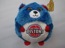 Ty Beanie Ballz Collection Detroit Pistons
