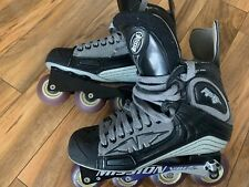 Mission Rpm Vibe 2 Roller Hockey Skates Size 12D Excellent