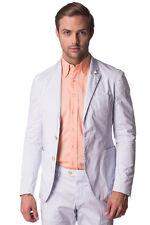 SCOTCH & SODA Size 54 / XL Men's 30226 Garment Dye Slim Blazer Jacket