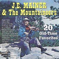 NEW Legendary J.E. Mainer, Best Of - Volume 20 (Audio CD)