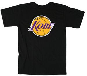 SALE TEE SHIRT Los Angeles Lakers Kobe Bryant ADULT MEDIUM