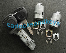 2003-2006 GM GMC Sierra Pickup Ignition and Door Locks (REKEY SERVICE AVAILABLE)