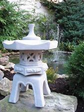 Yukimi S japanische Steinlaterne Gartenlaterne Teich. ...