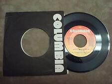 "BRUCE SPRINGSTEEN- COVER ME/ JERSEY GIRL   ""SINGLE"""
