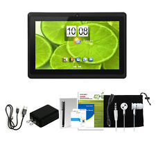 UK 7''  Tablet HD Dual Camera Android 8.1 Quad-Core 8GB 1.3GHz WiFi  Xmas Gift