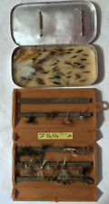 Vintage Lot Fly Fishing Flies Lures Free Shipping