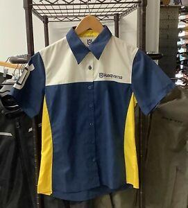 Husqvarna Girl's Team Shirt Size Small 3HS1486102