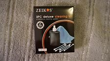 Zeiko's Deluxe Cleaning Kit Screens Phones Laptops Technology