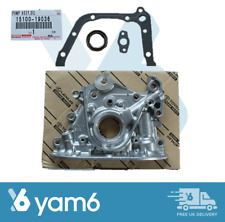 GENUINE TOYOTA OIL PUMP COROLLA FITS MR2 15100-19036, 1510019036