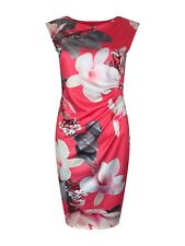 New DOROTHY PERKINS Billie & Blossom Dress Shift Pink Ivory Grey 10 - 18 Bodycon