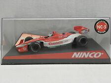 Ninco 50316 slot car lola ford rahal Team nº 9 escala 1:32