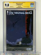 THE WALKING DEAD  SDCC Variant #193 CGC Signature Series 9.8 Signed Kirkman NEW