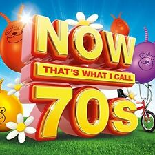 Various Artists - Now That's What I Call 70's / Various [New CD] UK - Import