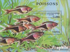 Cambodge Bloc 233 (complète edition) neuf avec gomme originale 1997 tropiques Po