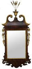 A Federal Mahogany And Gilt Mirror With Urn Top Lot 262