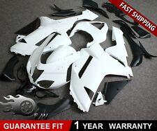 US Unpainted Injection Fairing Kit for 2007-2008 Kawasaki Ninja ZX-6R ZX6R 636