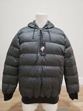 prAna Men's PYX Hoodie Down Jacket Dark Gray Size XL