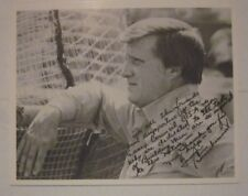 George Steinbrenner Facsimile Photo and Program Essex Co. BSA Charity Program