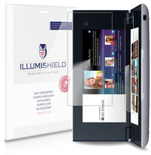 iLLumiShield Phone Screen Protector w Anti-Bubble/Print 3x for Sony Tablet P