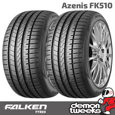 2 x 225/40/18 92Y XL (2254018) Falken FK510 High Performance Road Tyres