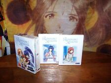 Rumbling Hearts (Kiminozo) - Vol 1,2,3 Complete LE Box Set BRAND NEW Anime DVD