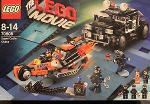 LEGO The Lego Movie Super Cycle Chase (70808) New in Packaging