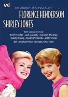 Broadway's Leading Ladies: Shirley Jones & Florence Henderson [New DVD]